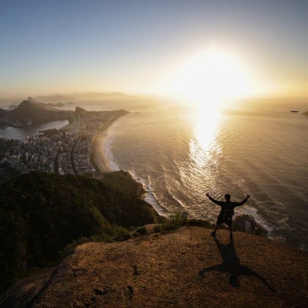 Vidigal Trilhas - Local tourism agency Favela Inc incubation program